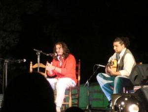 Sergio el Colorao: cantaor