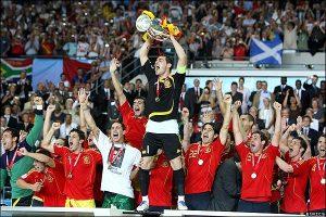 españoles campeones del mundo