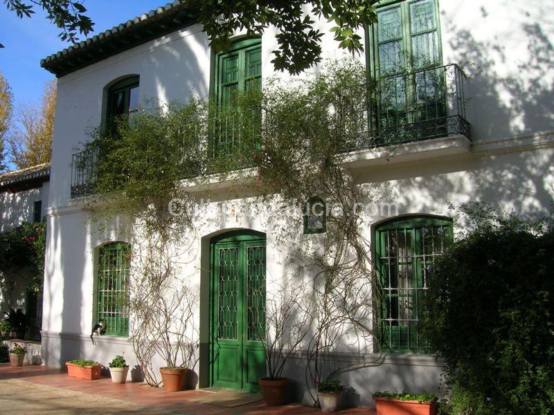 La huerta de san vicente en granada garden san vicente for Huerta de san vicente muebles