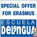 SPECIAL OFFER: SPANISH COURSE FOR ERASMUS STUDENTS