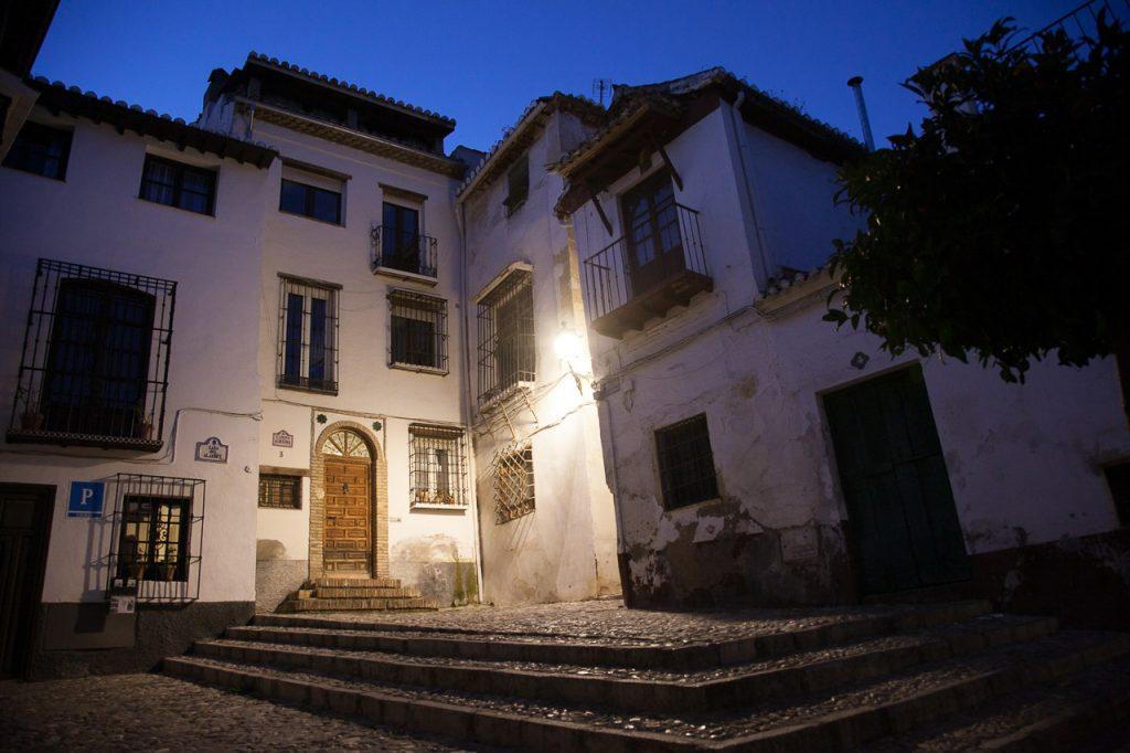 Albayzín con Delengua, Granada
