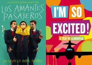 Pedro Almodóvar and 'Los Amantes Pasajeros' through the eyes of students studying Spanish at Escuela Delengua